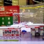 Shop Modell, Messebau