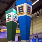 5,10 m hoch, Grundgerüst im Trockenbau, 450g/m² Vollplane, 4-farbig bedruckt
