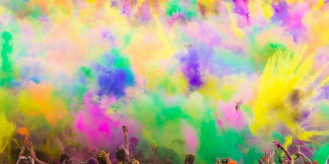 Holi-Festival, Ravensburg treibt´s bunt!