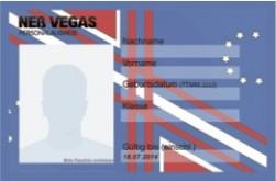 Ihre Papiere bitte! Personalausweis von Neß Vegas