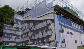 Staufner Hof Fassadenverkleidung