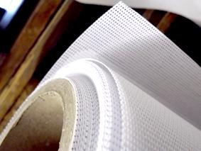 digital bedruckte meshplane nicht nur f r die werbetechnik online druckerei news. Black Bedroom Furniture Sets. Home Design Ideas