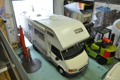 Wohnmobil Roll-In