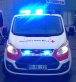 DRK Wangen Rettungswagen Front