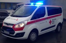 DRK Wangen Rettungswagen rechts