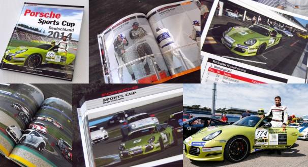 Composing Porsche Sports Cup Buch