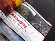 Porsche Sportscup 2014 Buch Sponsoring by deutscher-digitaldrucker.de
