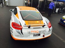Porsche Sports Cup 2015 sponsoring by deutscher-digitaldrucker.de