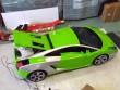 Lamborghini Vollverklebung oben in Bearbeitung 2