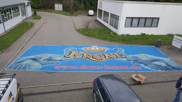 Big Banner, XXL Banner