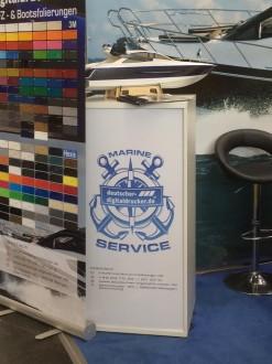 Folierung Boote