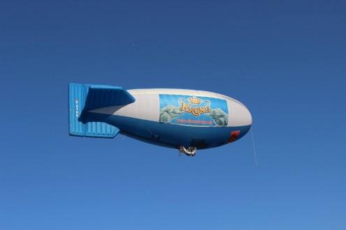 Luftschiff Banner