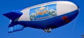 Circus Krone Luftschiff