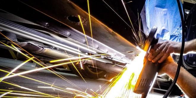 Vollverklebung Chrysler C300