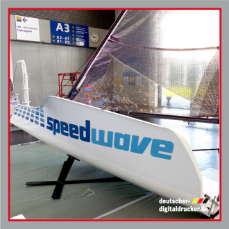Speedwave Messestand