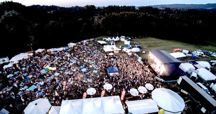 Festivalgelände Woodstockenweiler