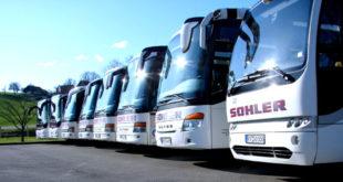 Bus und LKW Folierungen