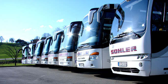 Busfolierung Wangen