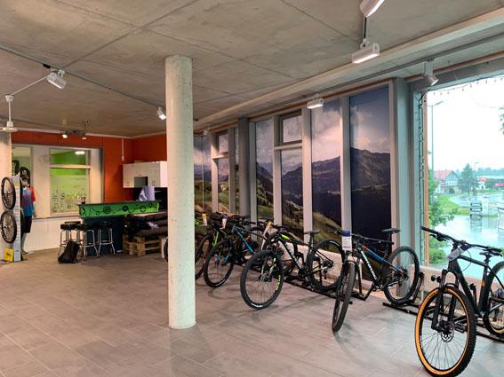 Keller Fahrräder Wangen