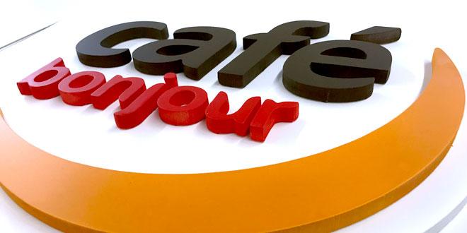 Buchstaben für Wand