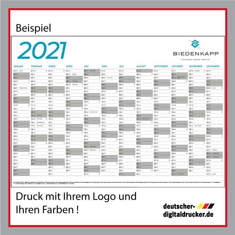 Kalender von Mendel Printdesign in Wangen im Allgäu