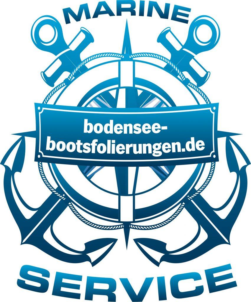 Bodensee-Bootsfolierungen Logo