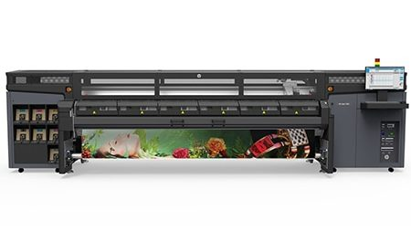 HP Latex 1500 Drucker - HP